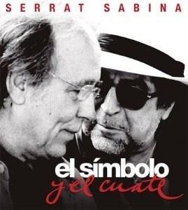 Sabina Serrat El Simbolo Y El Cuate Cd + Dvd Oferta Nuevo