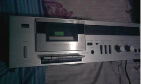 Tape Deck Sansui D-95m Prata