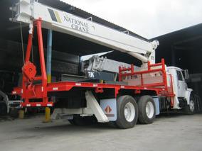 Camion Con Grua Tipo Titan 17 Ton