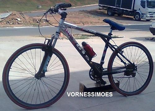 Bicicleta Gts Avalanche Excelente Só R$1.289 Estudamos Troca