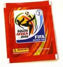 Figurinhas Copa Do Mundo África 2010. Prateadas E Especiais.