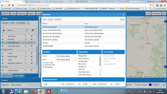 Teste Rastreamento Online Gt06 Tk06 Tk08 Tk103 Tk102