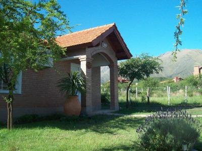 Alquiler Temporario En Merlo San Luis. Cabaña Eddy
