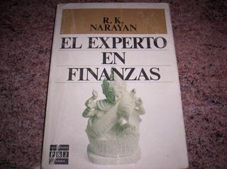 Novela: El Experto En Finanzas / R. K. Narayan