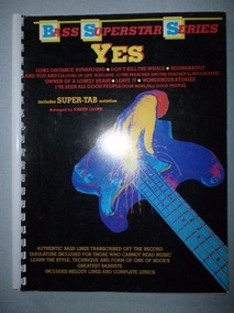 Bass Superstar Series Yes