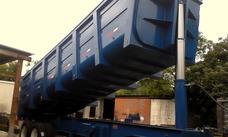 Caja De Volteo De 30 Metros Nueva Llantas Nuevas