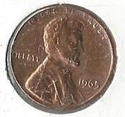 1 Cts. Estados Unidos. 1.965