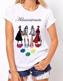Camisas Profissões Kit Contendo 20 Camisas