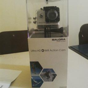 Solora Actioncam Ultra Hd 4k Wifi Com Aplicativo 16megapixel