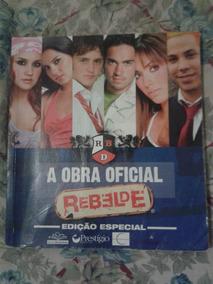 Livro Oficial Rebelde Edição Especial