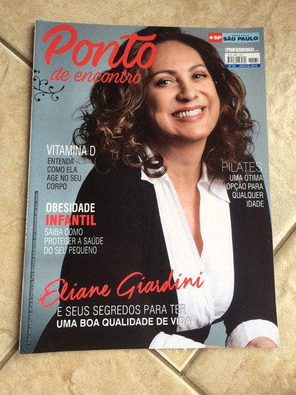 Revista Ponto De Encontro 62 Eliane Giardini Saúde D977