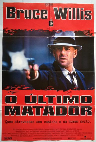 Cartaz Poster Do Filme O Último Matador