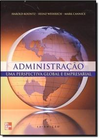 Administração. Uma Perspectiva Global