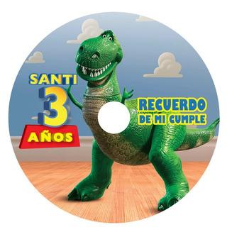 Stickers Para Cd-dvd-blueray Autoadhesivos Pack X 30 Promo