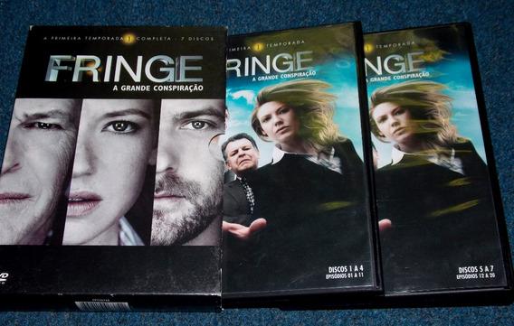 Box Fringe - 1 Temporada - Envio Por Cr