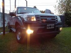Ford Ranger, Xl Plus,2010,gnc