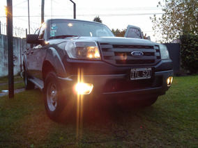 Ford Ranger, Xl Plus,2010,gnc