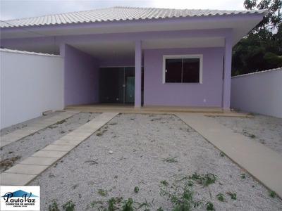 Excelente Casa Nova Araruama Rj Praia Do Hospício 3 Quartos
