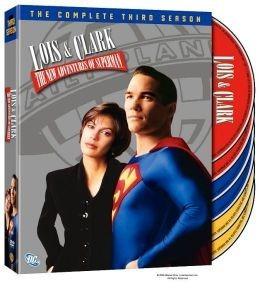 Dvd Lois E Clark 3ª Terceira Temporada Dublado 6 Discos