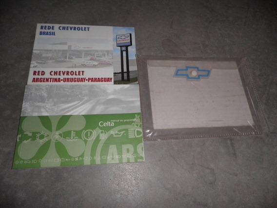 Celta 2003/2004 Manual De Instruções
