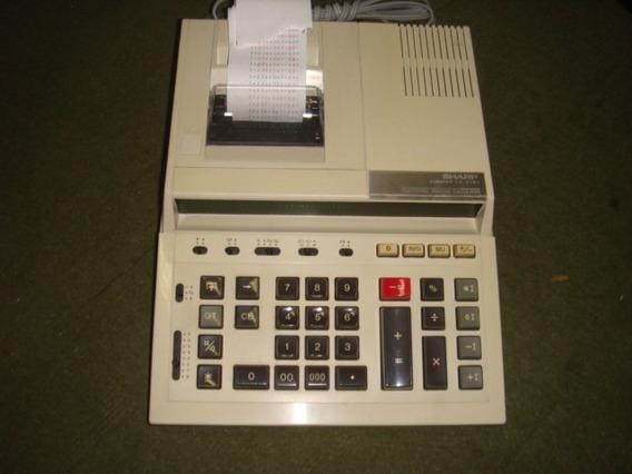 Calculadora Sharp 2181 (semi-nova)