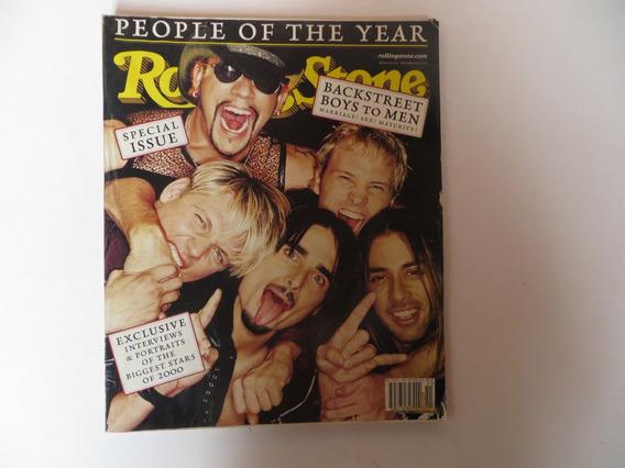 Backstreet Boys - Rolling Stone - 12/2000