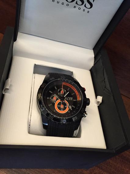 Relógio Hugo Boss Masculino Completo Na Caixa