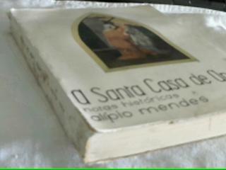 A Santa Casa De Angra - Notas Históricas De Alipio Mendes