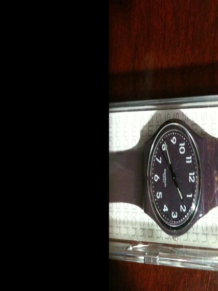 Relógio De Pulso Swatch Berinjela