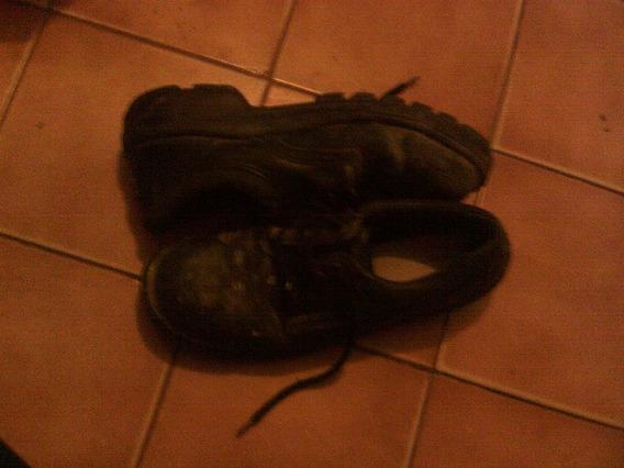 Vendo Zapatos Punta De Acero,en Excelente Estado,usado N 41