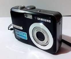 Câmera Digital Samsung S860
