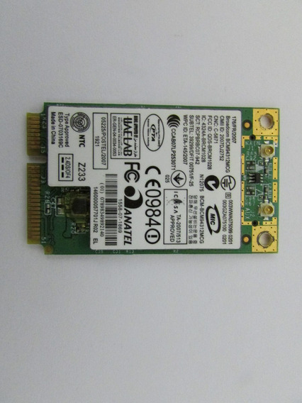 Broadcom Bcm94360 - Acessórios para Notebook em Paraná
