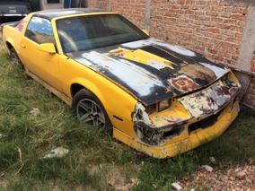 Camaro Iroc Z 1985 Legalizado
