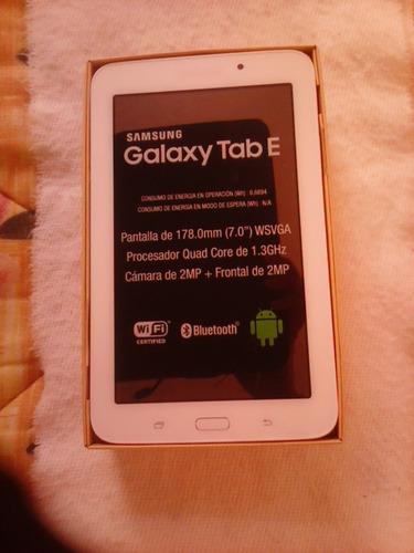 Imagen 1 de 1 de Tableta Samsung Galaxy E 7