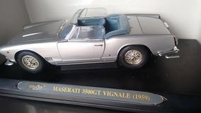 Mini Maserati 3500gt Vignale 1959 Ricko 1:18 Raridade