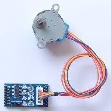 Motor De Passo + Modulo Smd Drive Uln2003 Arduino Stepper