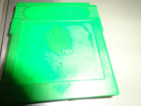 Cartucho Nintendo Game Boy Família Adams (salvando) Original