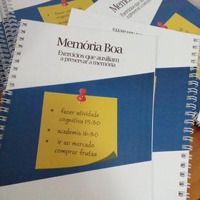 Livro Com Exercícios Que Auxiliam A Preservar A Memória