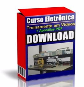 Curso 5 Dvd Eletrônica E Componentes Smd Passo A Passo A5