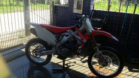 Honda Crf Cross 2012