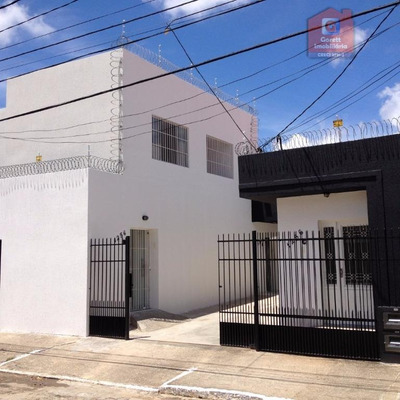 Sala Comercial Para Locação, Barro Vermelho, Natal.l2050 - Codigo: Sa0015 - Sa0015