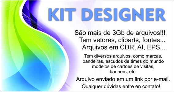 Vetores E Imagens Mais De 3gb De Arquivos!!!