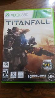 Titan Fall Para Xbox 360
