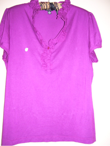 Remera Mujer Talle Xl Marca George