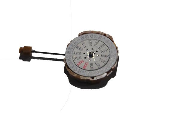 Máquina Para Relógio De Pulso Modelo Gl00 Nova Promoção