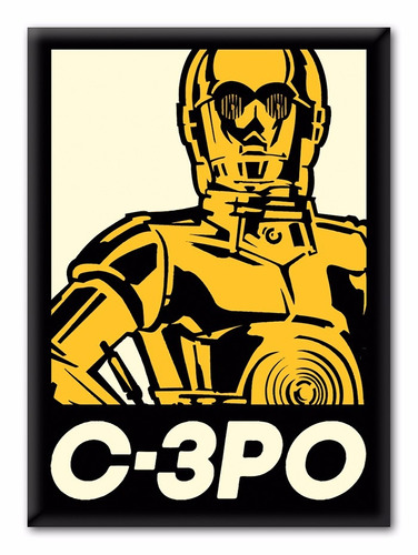 Star Wars C-3po - Ima Decorativo - Bonellihq F19