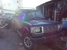 Sucata Peças Hyundai Galloper 1995 2.5 Diesel