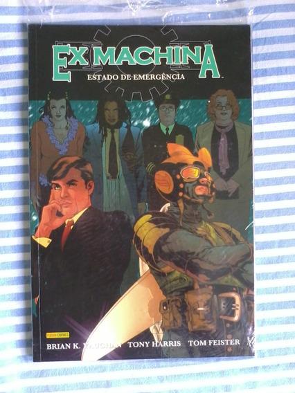 Hq Ex-machina #1