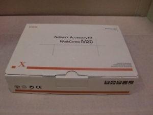Imagem 1 de 1 de Kit De Rede + Memória Postscript Xerox M20 - 497n00184