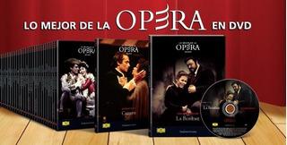 Lo Mejor De La Opera En Dvd - Coleccion Completa - 30 Dvd